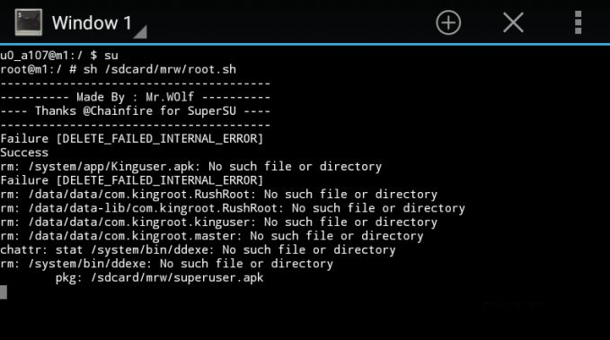 LG Tribute 2 - Replace Kingroot with SuperSU - LG Tribute Blog