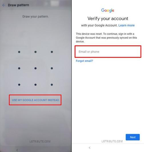 how to bypass google verification on lg stylo 6