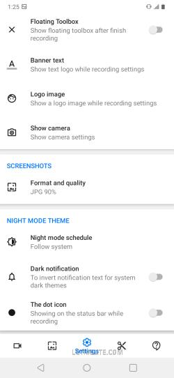 lg stylo 6 how to take screenshot
