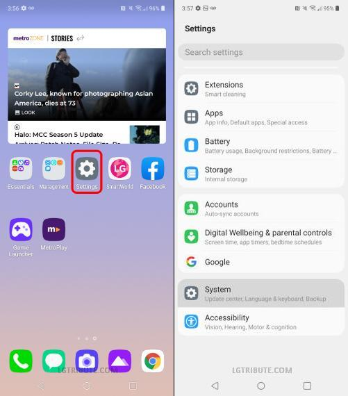 How to root LG Stylo 6 MetroPCS
