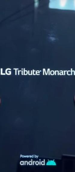 lg tribute monarch recovery mode