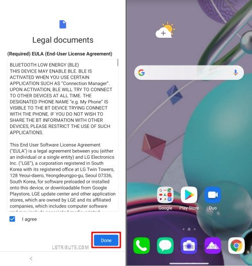how to bypass google verification on lg monarch