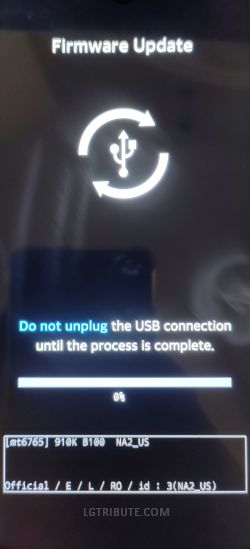 lg stylo 6 will not power on