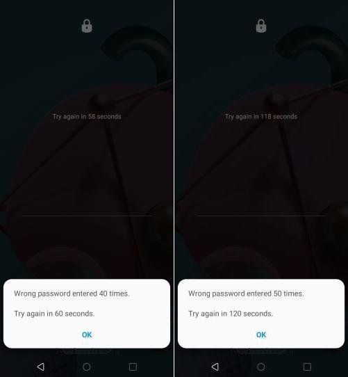 LG Stylo 5 bypass lock screen